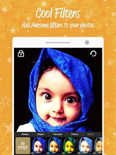 Ottipo Photo Editor : Stickers, Frames, Effects (Unreleased)- screenshot thumbnail