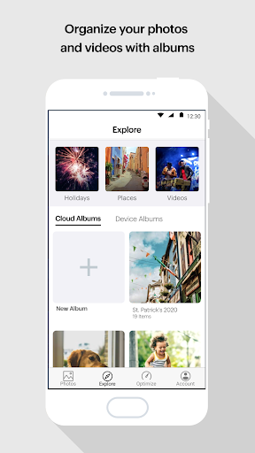 Sprint Complete Storage 1.2.29 Screenshots 3