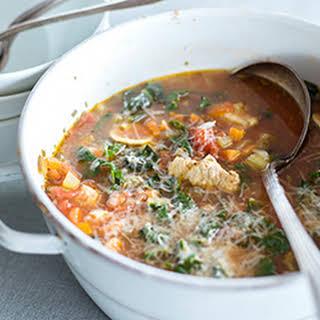 Italian Chicken Soup.