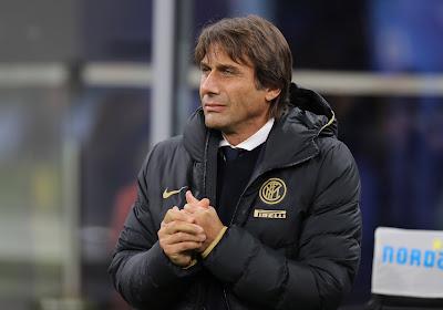"""Conte is woedend op eigen voorzitter en denkt aan vertrek bij Inter: """"Maandenlang hebben we stront moeten eten"""""""
