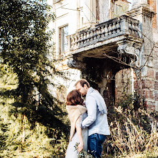 Wedding photographer Mariya Paramonova (Lagrima). Photo of 04.04.2018