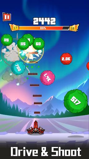 C.G.B - Car Gun Ball 1.2 screenshots 2