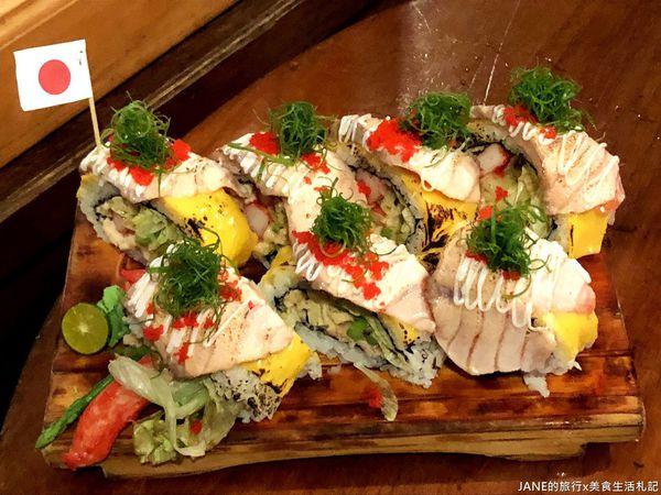 楠梓超澎派日式料理|森川丼丼|不可錯過的隱藏版菜單|鮭魚起司花捲