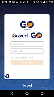 iSolved Go- screenshot thumbnail