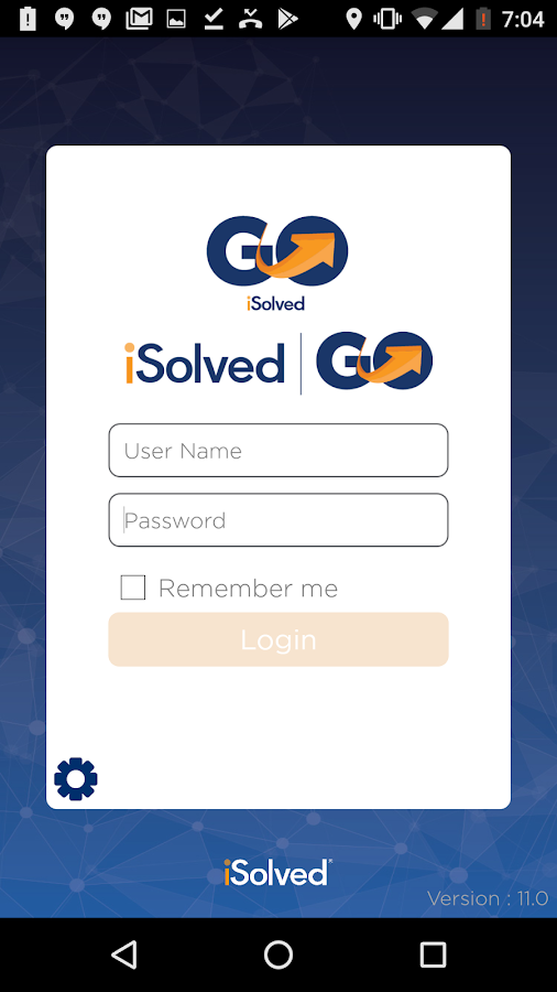 iSolved Go- screenshot