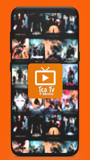 New Tea Tv & Free Movies 1.2 screenshots 1