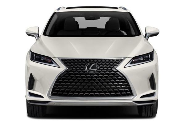 2020-Lexus-RX-350-Front-VIew