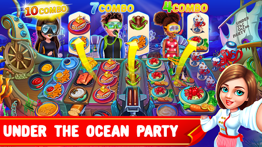 Cooking Party Star : Chef Restaurant Cooking Games 1.4.8 screenshots 9