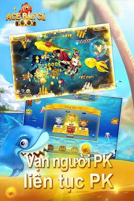 ACE Máy bắn cá SânThượng-Shoot Fish Hunting - screenshot