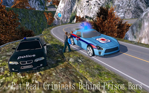 San Andreas Hill Police screenshot 6
