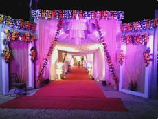 Photos And Video Of Banquet Hall Aroma Garden From Meerut