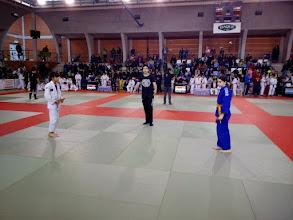 Photo: Kattalin Linazisoro Aretxabaleta judo Desoreka judo kllubeko kidea, borrokaldia hasi aurretik.