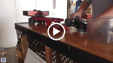 Video: Jacob Fleming testing rubber vs silicone in #5 pro stock--no changes made to tractor or sled