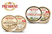 Angebot für Président Camembert im Supermarkt