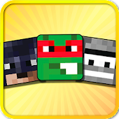 Skins for Minecraft of cartoon