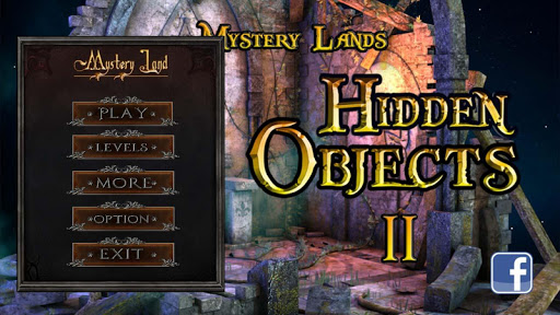 Mystery Land Hidden Object - 2