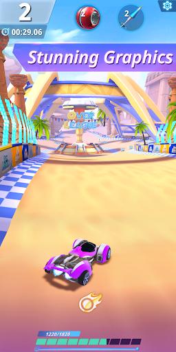 Overleague - Kart Combat Racing Game 2020 0.1.7 screenshots 7