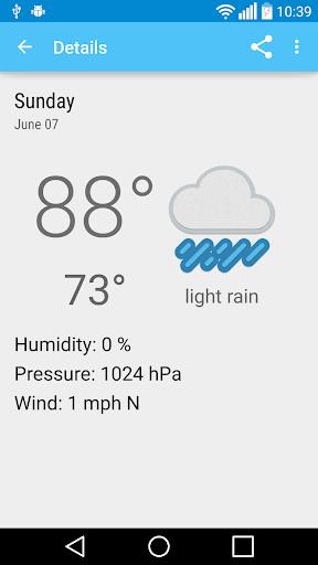 Jacksonville, FL - weather  screenshots 6