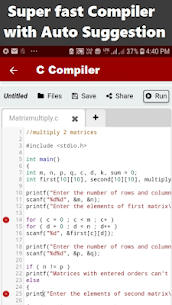Learn C Programming with Compiler [ Premium ] 1