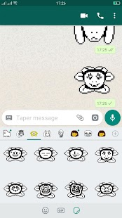 Undertale Stickers for Whatsapp Screenshot
