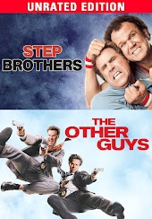 Step Brothers (Unrated) / The Other Guys Bundle