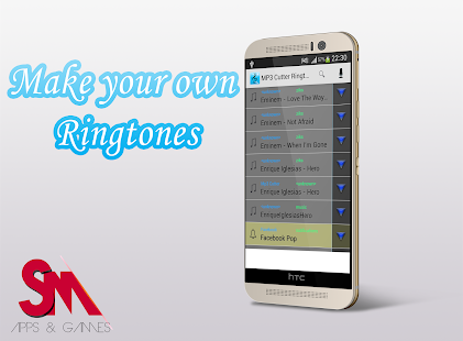 Ringtone Maker And Mp3 Cutter Android Apps On Google Play