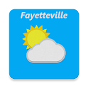 Fayetteville, NC - weather icon