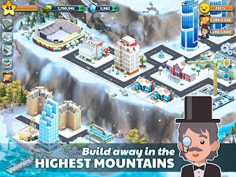 Snow Town - Ice Village World Winter Age APK screenshot thumbnail 15