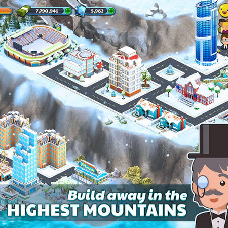 Snow Town - Ice Village World Winter Age v1.0.5