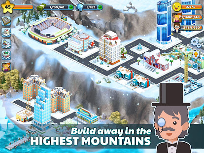 Snow Town – Ice Village World: Winter City 10