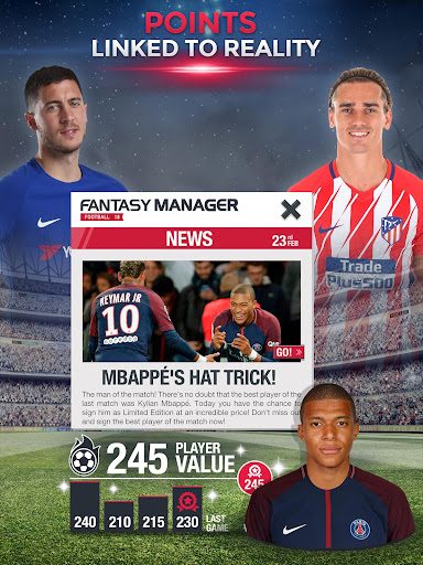 Fantasy Manager Football 2018-Top football manager 8.00.010 screenshots 13