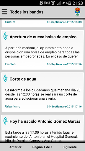 Quintana de la Serena Informa