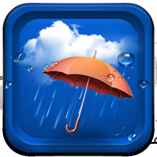 琥珀天气-准确天气预报智能预警,多种桌面天气时钟插件 天氣 App LOGO-硬是要APP