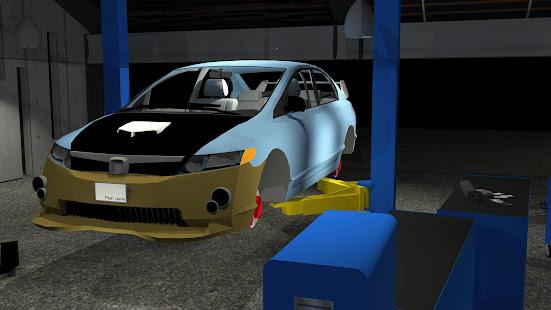 Fix My Car: Vlastní mody LITE - náhled