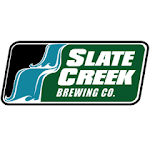 Logo of Slate Creek Salmon Run Red