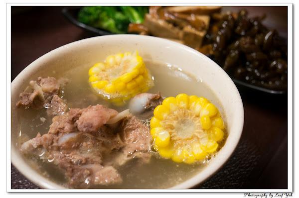 蘇記玉米排骨湯