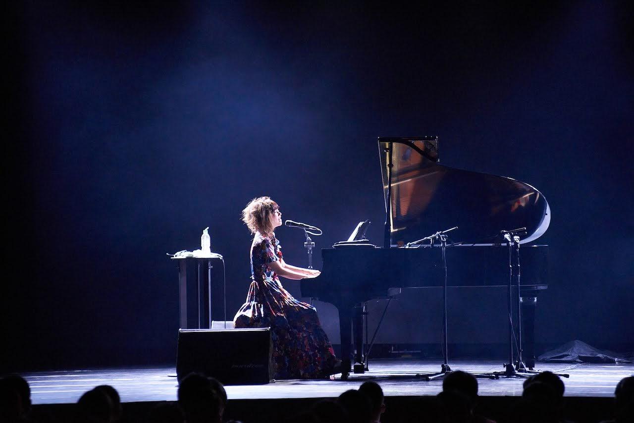 【迷迷歌單】大塚愛 亞洲巡迴「AIO PIANO at ASIA vol.2」自彈自唱演唱會 台北公演
