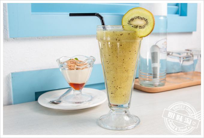 克洛浦水素水餐廳奇異果果汁