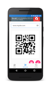 QR Kode Scanner - Stregkodescanner for PC-Windows 7,8,10 and Mac apk screenshot 4