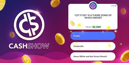 Cash Show - Win Real Cash! APK