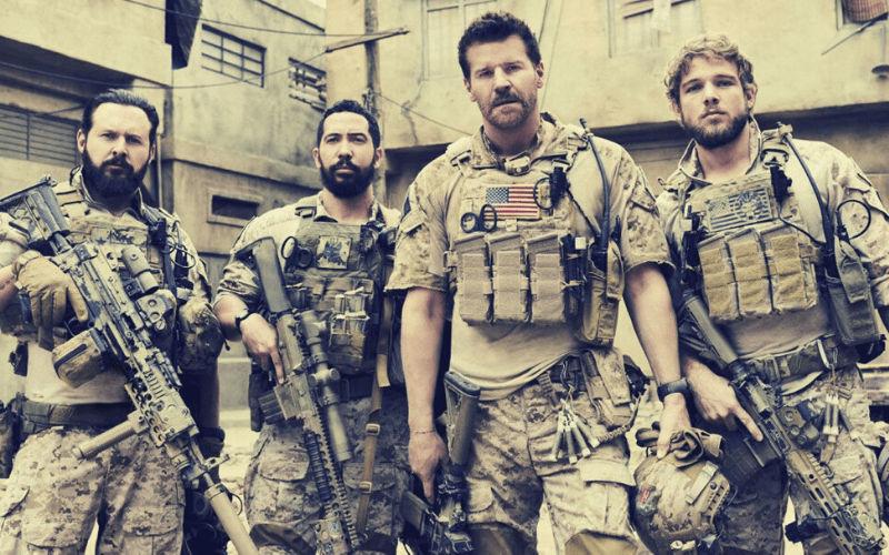 SEAL Team Season 4 poster top web series in english