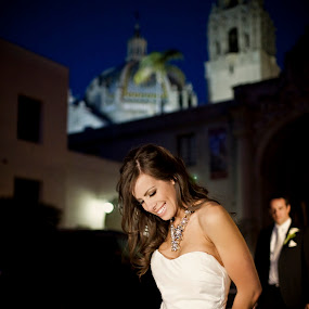 by Sara France - Wedding Bride & Groom