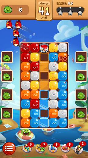 Angry Birds Blast APK MOD screenshots 1