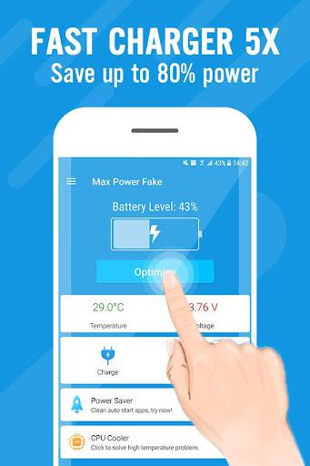 Fast charger battery 1.0.1 screenshots 1