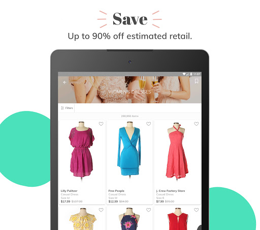 thredUP | Shop & Sell Women's & Kids' Clothing screenshot 9
