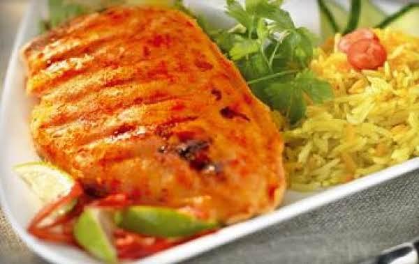Tandoori Chicken (sallye) Recipe