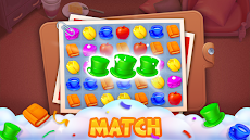 Towntopia : Match & Blast Puzzle Renovation Gameのおすすめ画像4