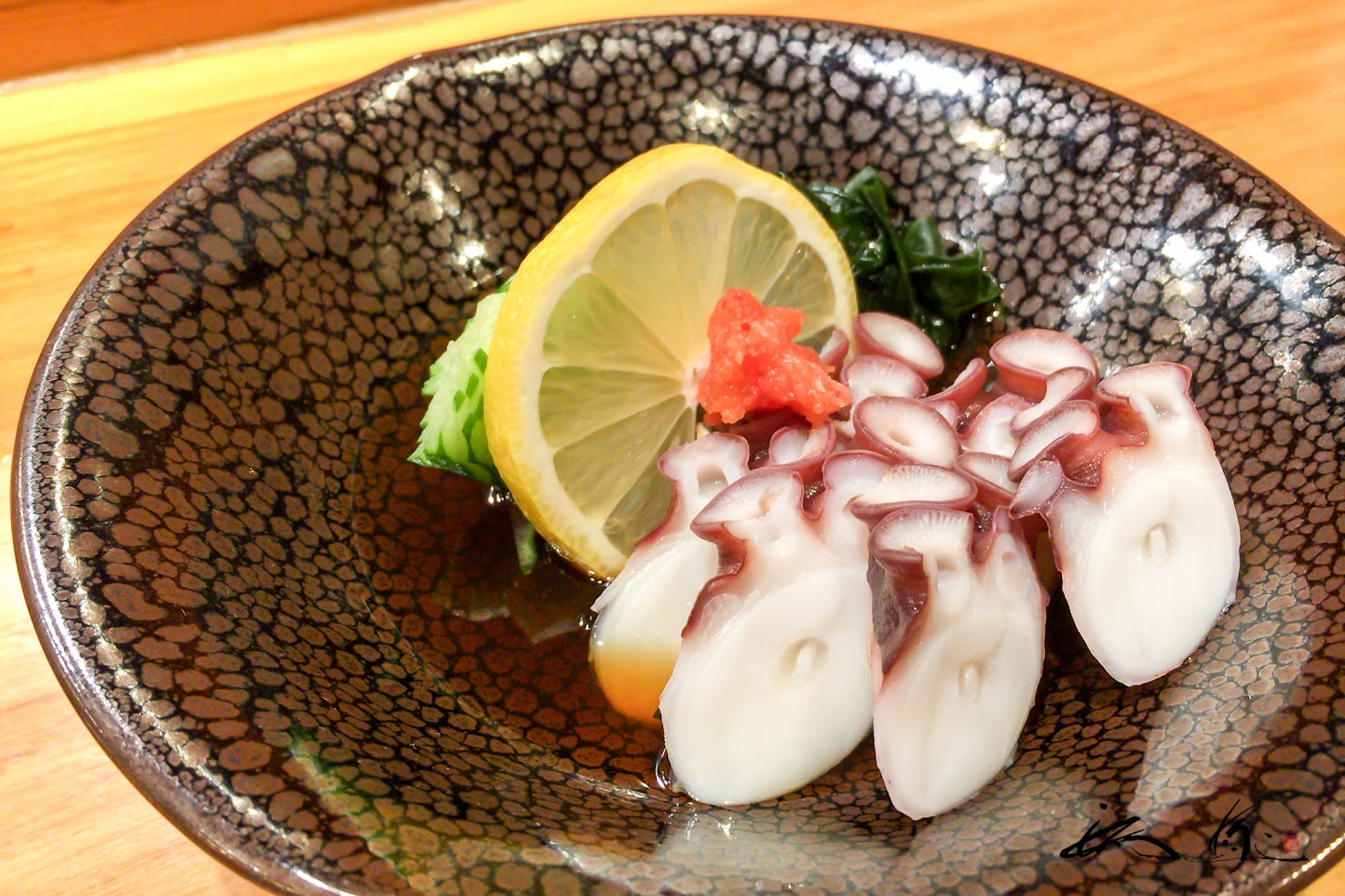 蛸の酢の物