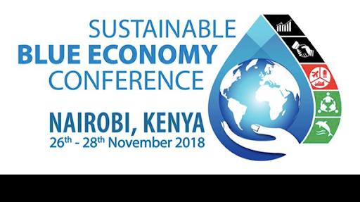Logo Blue Economy Conference