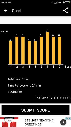 Tes Koran (Test Pauli) 2.3 screenshots 3